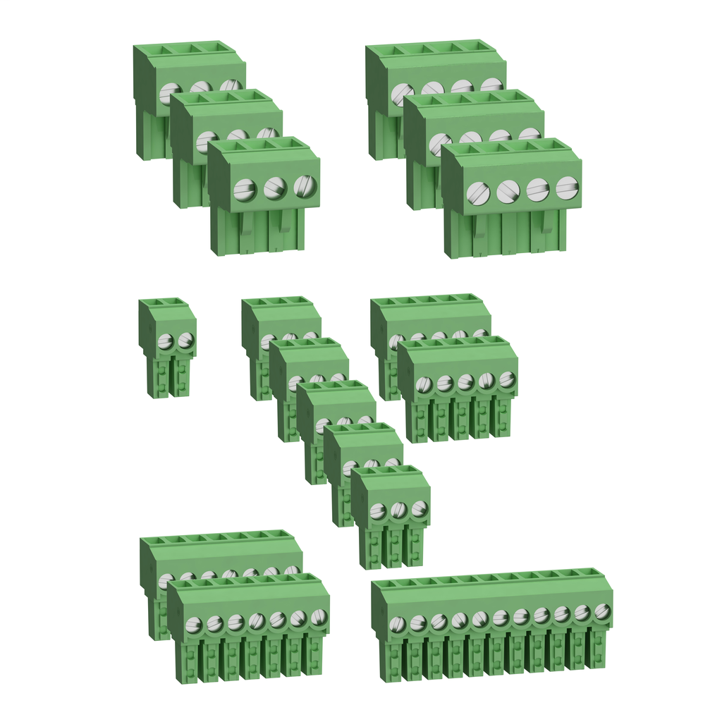 Mayer-Modicon M172 Performance 42 I/Os Screw Terminal Blocks-1