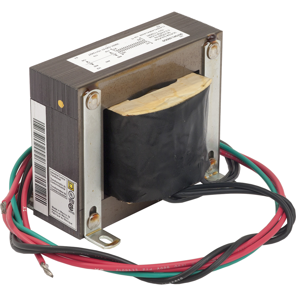 Mayer-INDUSTRIAL CONTROL TRANSFORMER 300VA MULTI-VOLTAGE WITH 610mm/24INCH LEADS-1