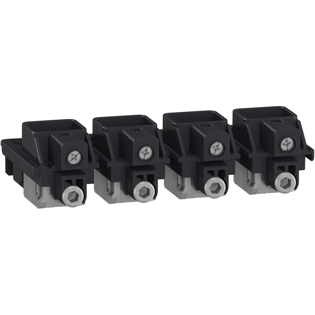 Mayer-EverLink connector with control wire terminal for 4P-1