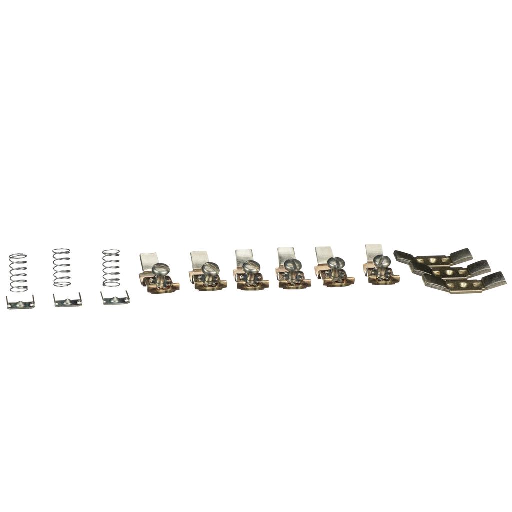 Mayer-NEMA Contactor and NEMA Motor Starter, Type S, replacement contact kit, 8502SB, 8536SB, NEMA size 0, 3 pole-1