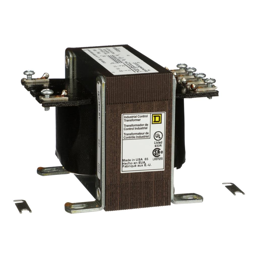 Mayer-INDUSTRIAL CONTROL TRANSFORMER 100VA 220x440V PRIMARY-1