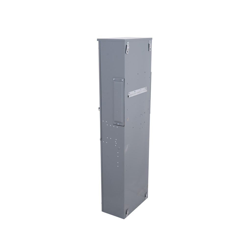 Mayer-EZ Meter Pak, main fusible switch, UG, 400 A, 3P switch, 208Y/120 VAC or 120/240 VAC 3 phase 4W, 100 kA-1