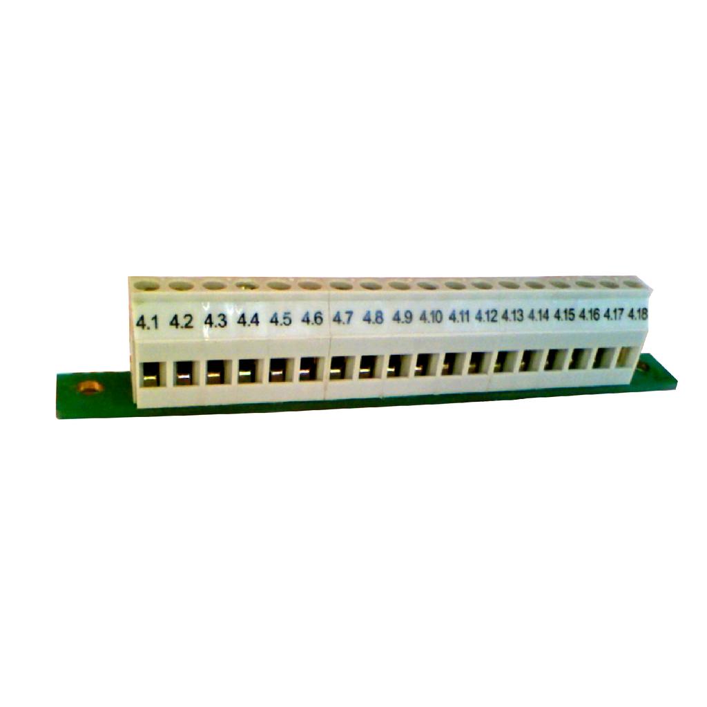 Mayer-Modicon Momentum - busbar 1 rows - screw type terminals-1