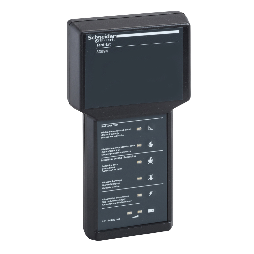 Mayer-Hand Held Test Kit (HHTK), for MicroLogic control unit-1