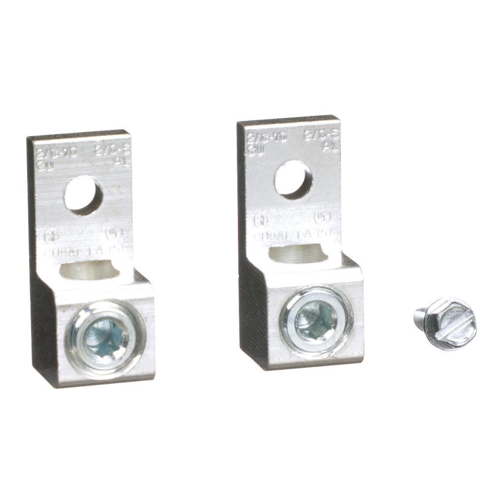Mayer-Grounding kit, Heavy Duty safety switch, 400-600A, Series E4-E5-1