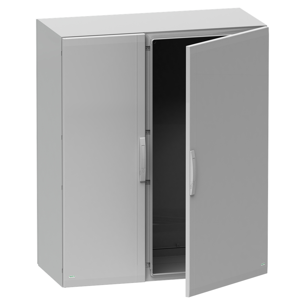 Mayer-Floor standing enclosure polyester vers.PLA completely sealed 1500x1000x420 IP65-1
