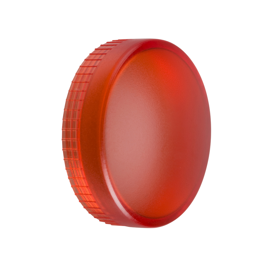 Mayer-Harmony XB5, Harmony XB4, red plain lens for circular pilot light Ø22 mm with BA9s bulb-1