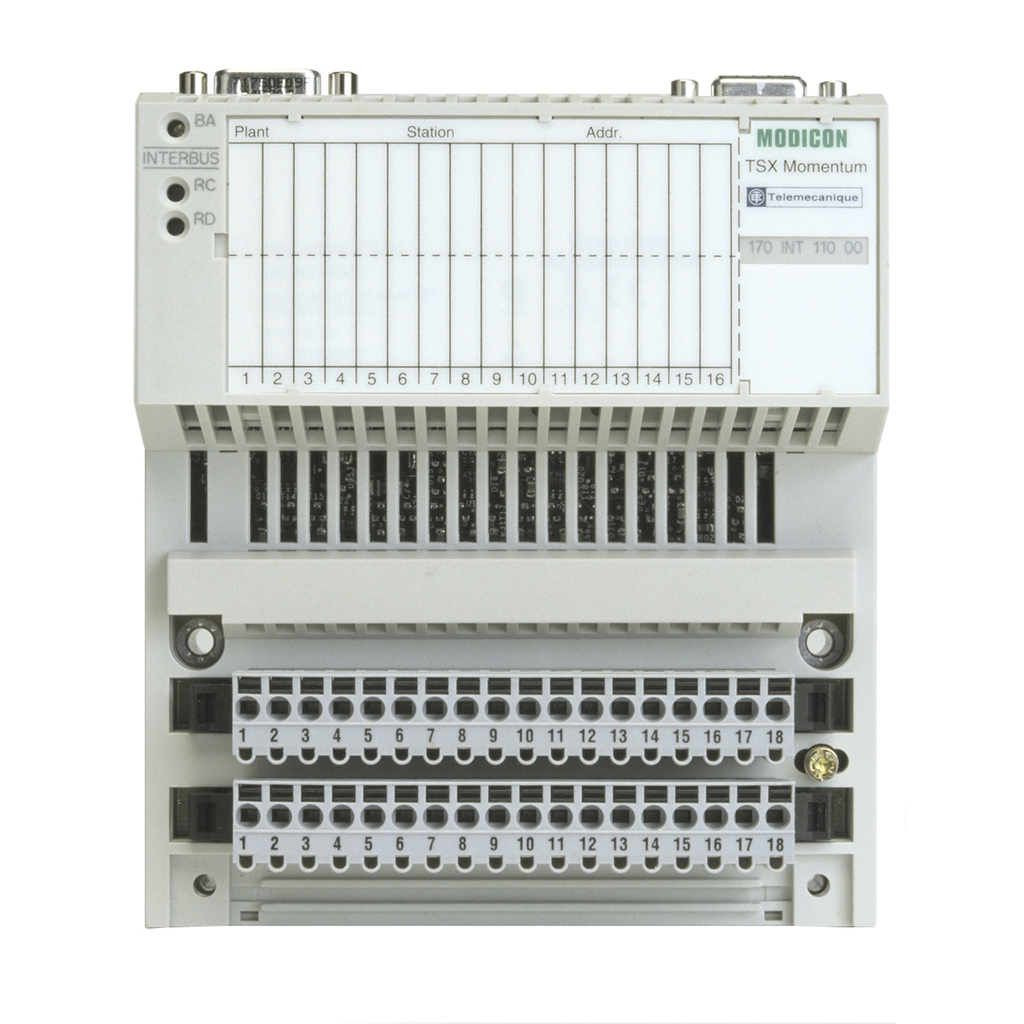 Mayer-Modicon Momentum - Conformal coating - Interbus communication adaptor-1