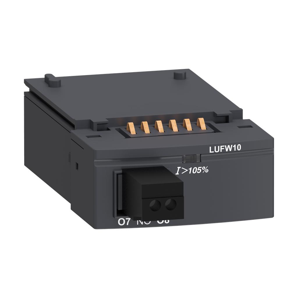 Mayer-Function module, TeSys U, thermal overload alarm 1NO-1