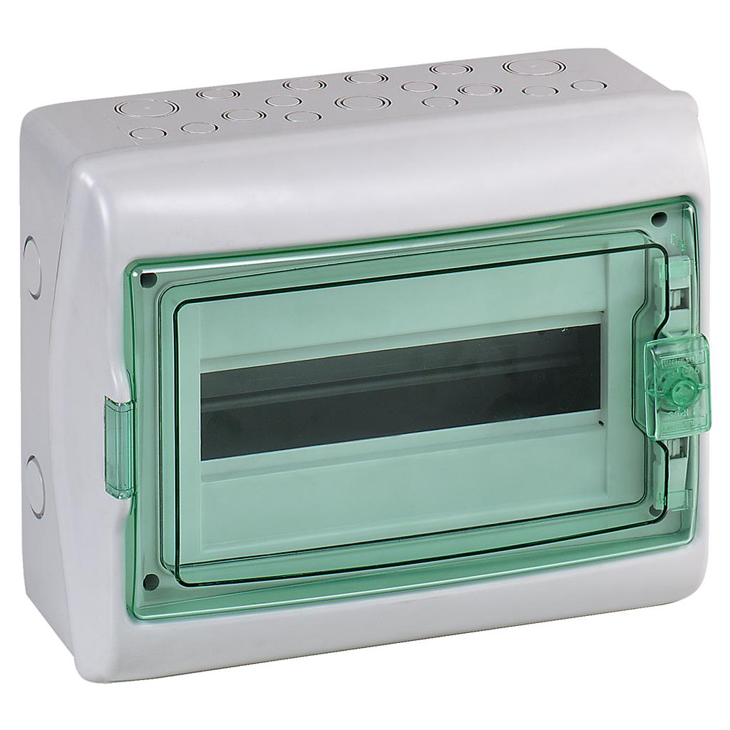 Mayer-Kaedra - for modular device - 1 x 12 modules - 1 terminal block-1