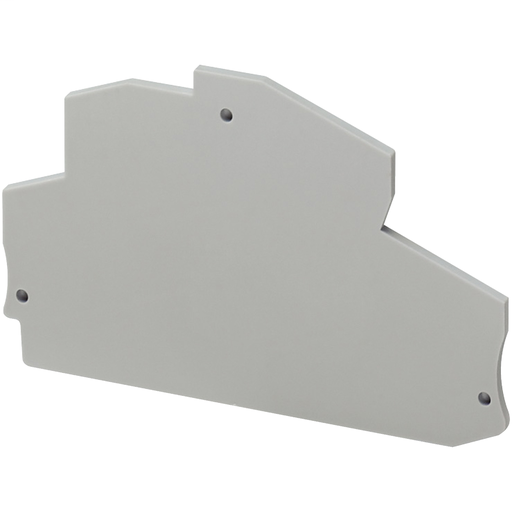 Mayer-END COVER 2 LEVEL, 2,2MM WIDTH, 4PTS FOR SPRING TERMINALS NSYTRR24D,-1