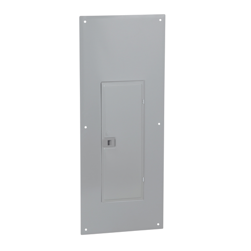 Mayer-Cover, QO, load center, 42 circuits, flush-1