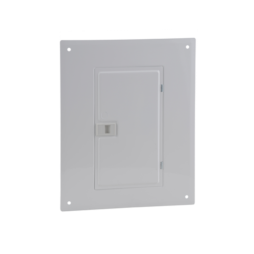 Mayer-Cover, QO, load center, 16 circuits, flush, white-1