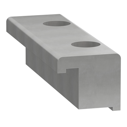 clamping claws, PAS43, nut 6 - 10 pieces