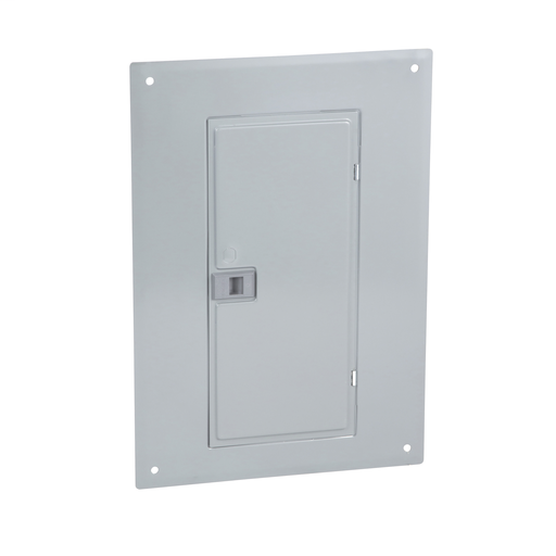Mayer-Cover, QO, load center, 24 circuits, flush-1