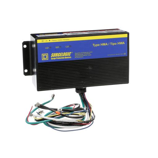 Mayer-Surge protection device, Surgelogic, HWA, 80kA, 480Y/277VAC, 3 phase, 4 wire, NEMA 4X-1