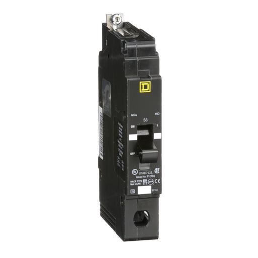 Mayer-Mini circuit breaker, E-Frame, 30A, 1 pole, 277VAC, 25kA max, bolt on-1