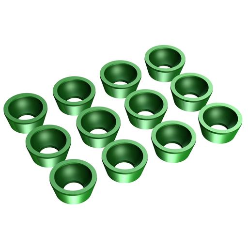 12 ball sockets, set for 1 robot