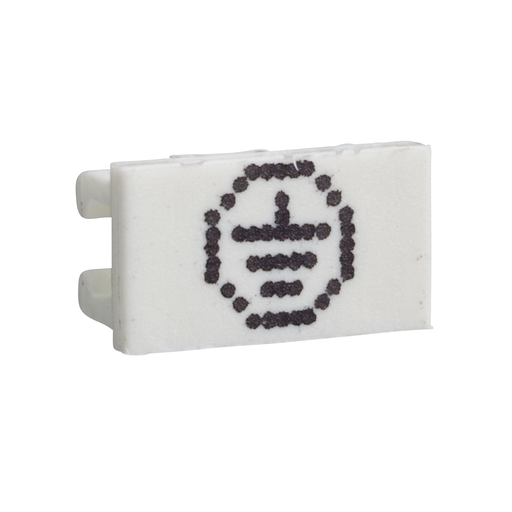 Mayer-white clip-in character - set of 500 - character earth symbol-1