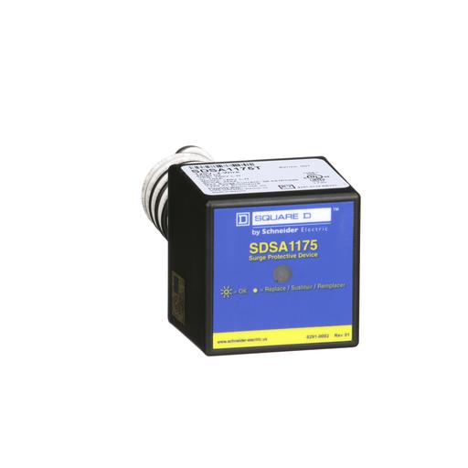 Surge protection device, Surgelogic, 36kA, 120 VAC, 1 phase, 3 wire, 25kA SCCR, NEMA 4X