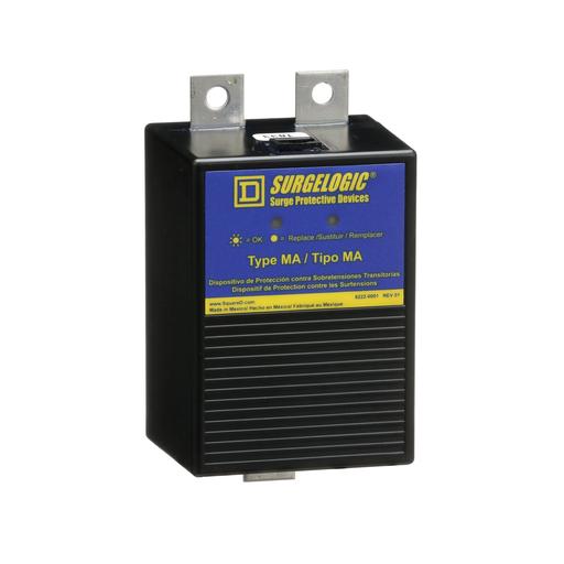 Mayer-Surge protection module, Surgelogic, MA, 160kA, 120/240 VAC, 1 phase, 3 wire, SPD type 2-1