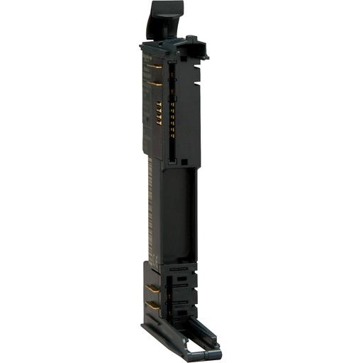 Mayer-Modicon TM5, bus base, 240 V AC, black, quantity 1-1