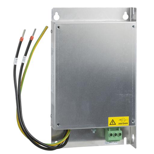 Mayer-additionnal EMC filter - 10.1 A - 1 PH-1