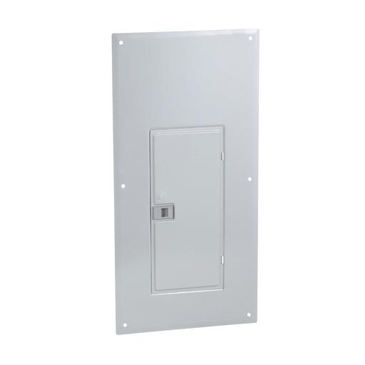 Mayer-Cover, QO, load center, 30 circuits, flush-1