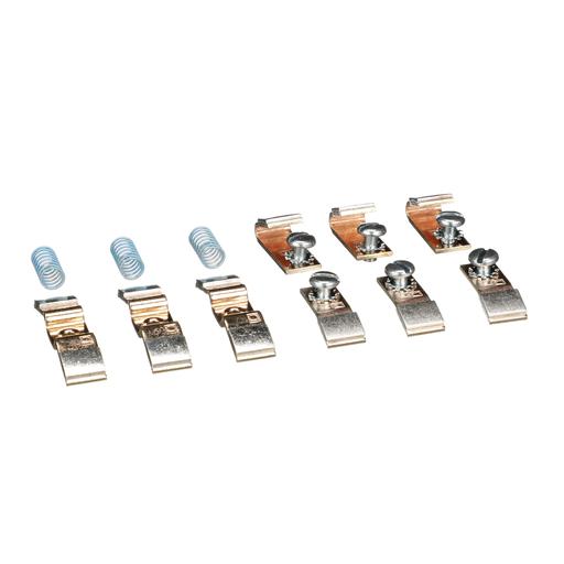 Mayer-NEMA Contactor and NEMA Motor Starter, Type S, replacement contact kit, 8502SD, 8536SD, 8903SP, NEMA size 2, 60A, 3 pole-1