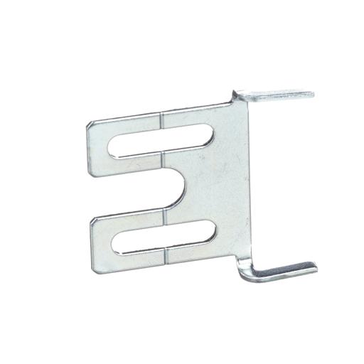 Mayer-QOU Circuit Breaker Mounting Foot, 2P, Bulk-1