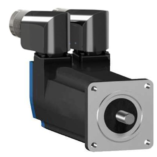 Mayer-AC servo motor BSH - 0.5 N.m - 4000 rpm - keyed shaft - without brake - IP50-1