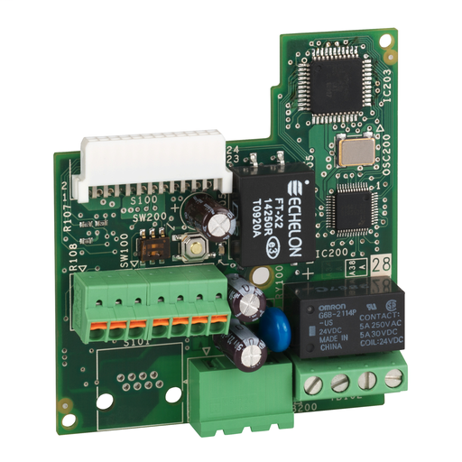 Mayer-communication card LonWorks-1