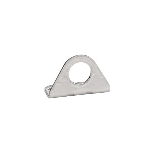 Mayer-90° fixing bracket, Photoelectric sensors XU, accessory for sensor, Ø 18 mm, stainless steel-1