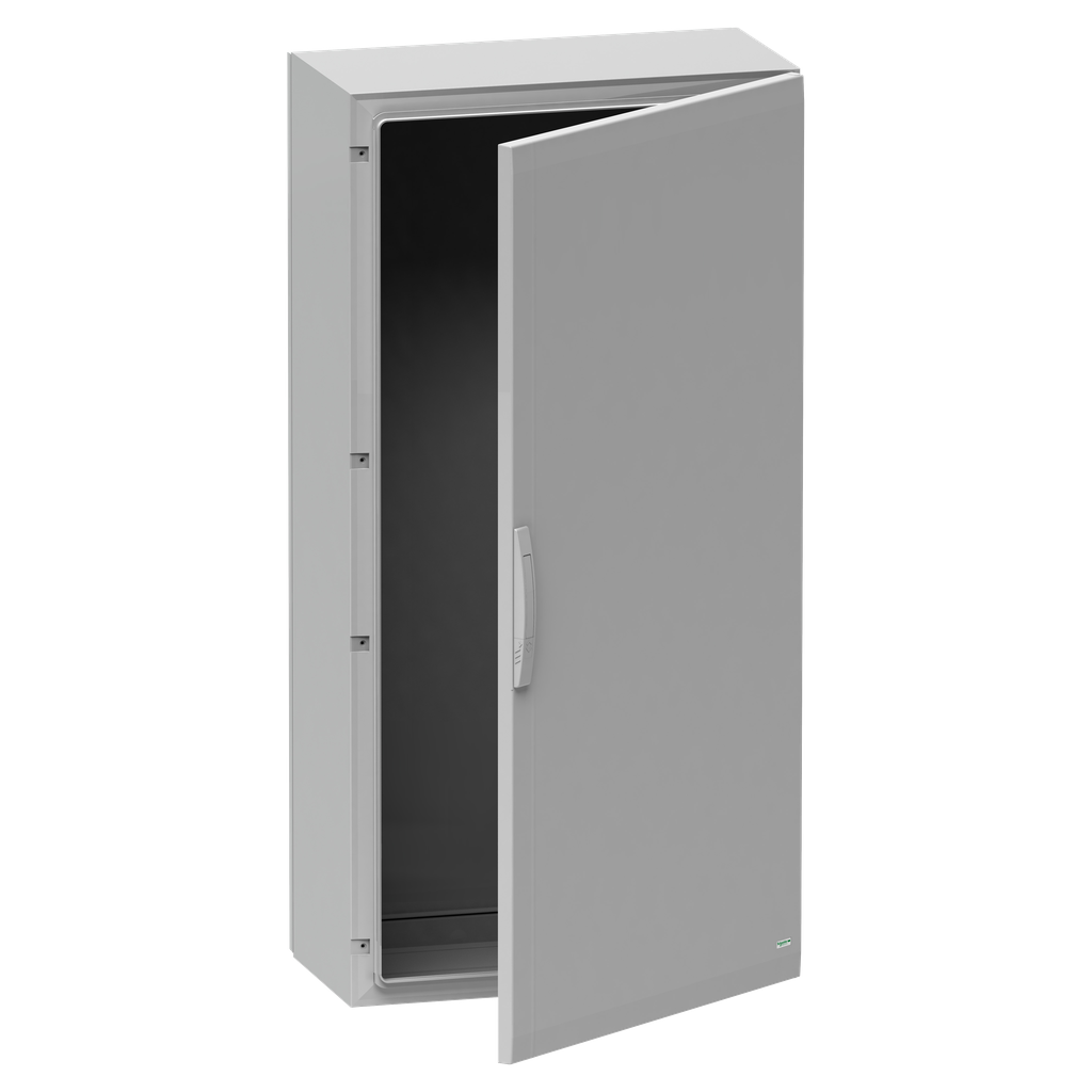 Mayer-Floor standing enclosure polyester vers.PLA completely sealed 1250x500x320 IP65-1