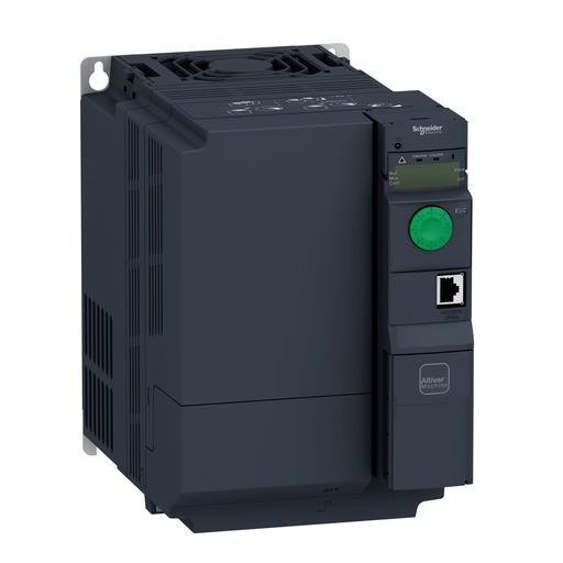 Mayer-Variable speed drive, Altivar Machine ATV320, 7.5 kW, 380...500 V, 3 phases, book-1