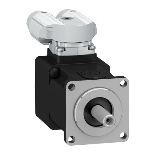 Mayer-AC servo motor BSH - 0.21N.m - 9000 rpm - untapped shaft - without brake - IP50-1