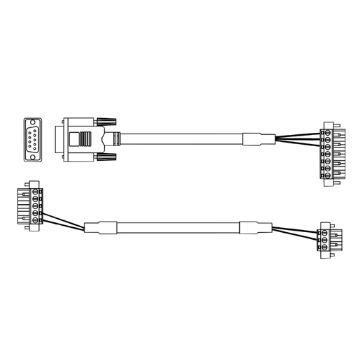 Mayer-Cable, Harmony iPC, UPS 3 m cables for HMIBM-1