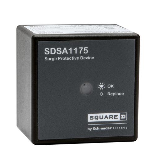 Mayer-Surge protection device, Surgelogic, 36kA, 120/240 VAC, 1 phase, 3 wire, 25kA SCCR, NEMA 4X-1