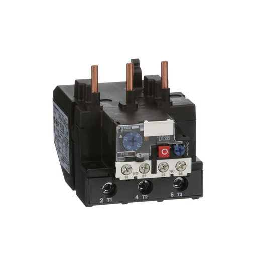 Mayer-TeSys LRD, thermal overload relay, 23 to 32 A, class 10A, for LC1D80 and LC1D95-1