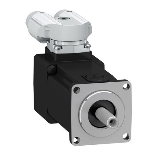 Mayer-AC servo motor BSH - 0.38N.m - 9000 rpm - untapped shaft - without brake - IP50-1