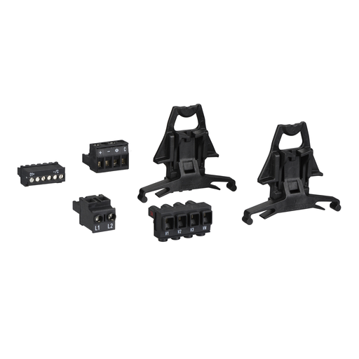 Mayer-PowerLogic series input connector, ct screws and panel mounting hardware PM55xx-1