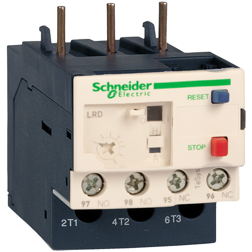 Mayer-TeSys LRD,Deca thermal overload relays - 0.63...1 A - class 10A-1