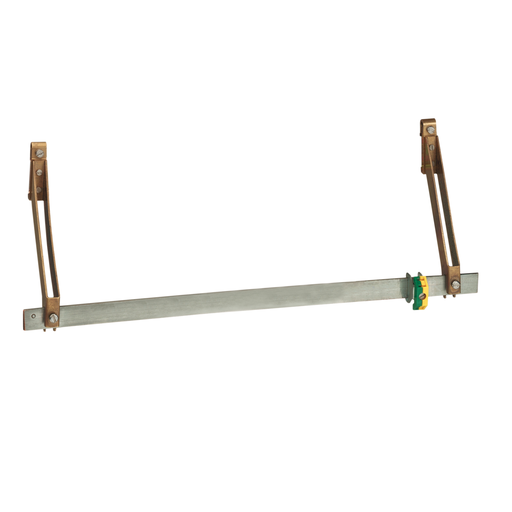 Mayer-Modicon STB - grounding kit for shielded cable - 1 m bar and 2 lateral supports-1
