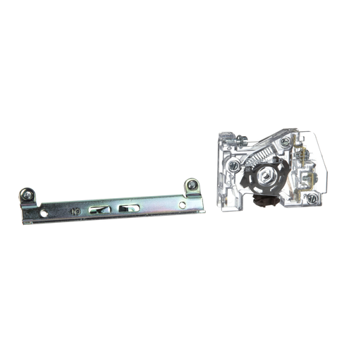Mayer-Auxiliary contact, Type S, 1 NO contact, external, field convertible-1