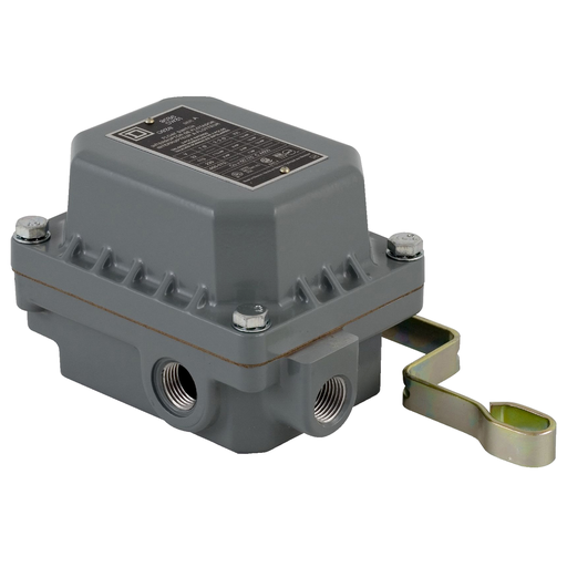 Mayer-Float switch, Square D Pumptrol, open tank, NEMA 7/9, pedestal mounted, 2 NC DPST DB contacts-1