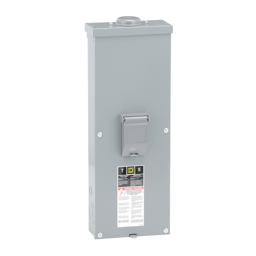 Mayer-QOM2 Circuit Breaker Enclosure, 2P, Type 3R, 100-225A, CSA, UL-1