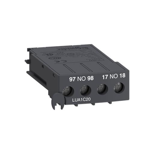 Mayer-TeSys U, signalling auxiliary contacts, 2 NO-1