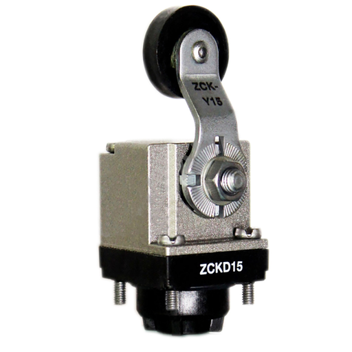 Mayer-Limit switch head, Limit switches XC Standard, ZCKD, thermoplastic roller lever-1
