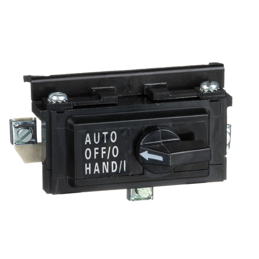Mayer-Hand Off Auto selector switch kit, NEMA 1, for contactors and starters-1