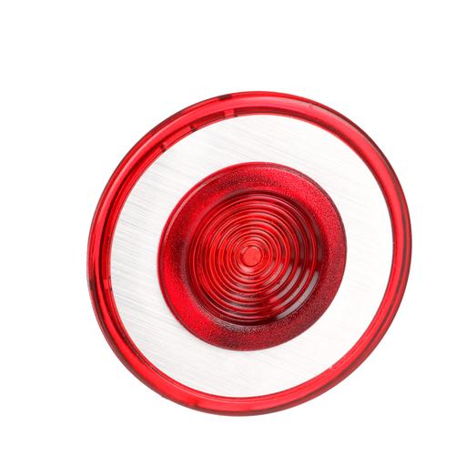 Mayer-30mm Push Button, Types K or SK, push pull mushroom cap, red-1